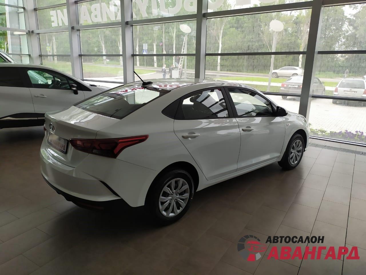 Новый Hyundai Solaris 2020 1.6 16кл. 123л.с. 6АТ
