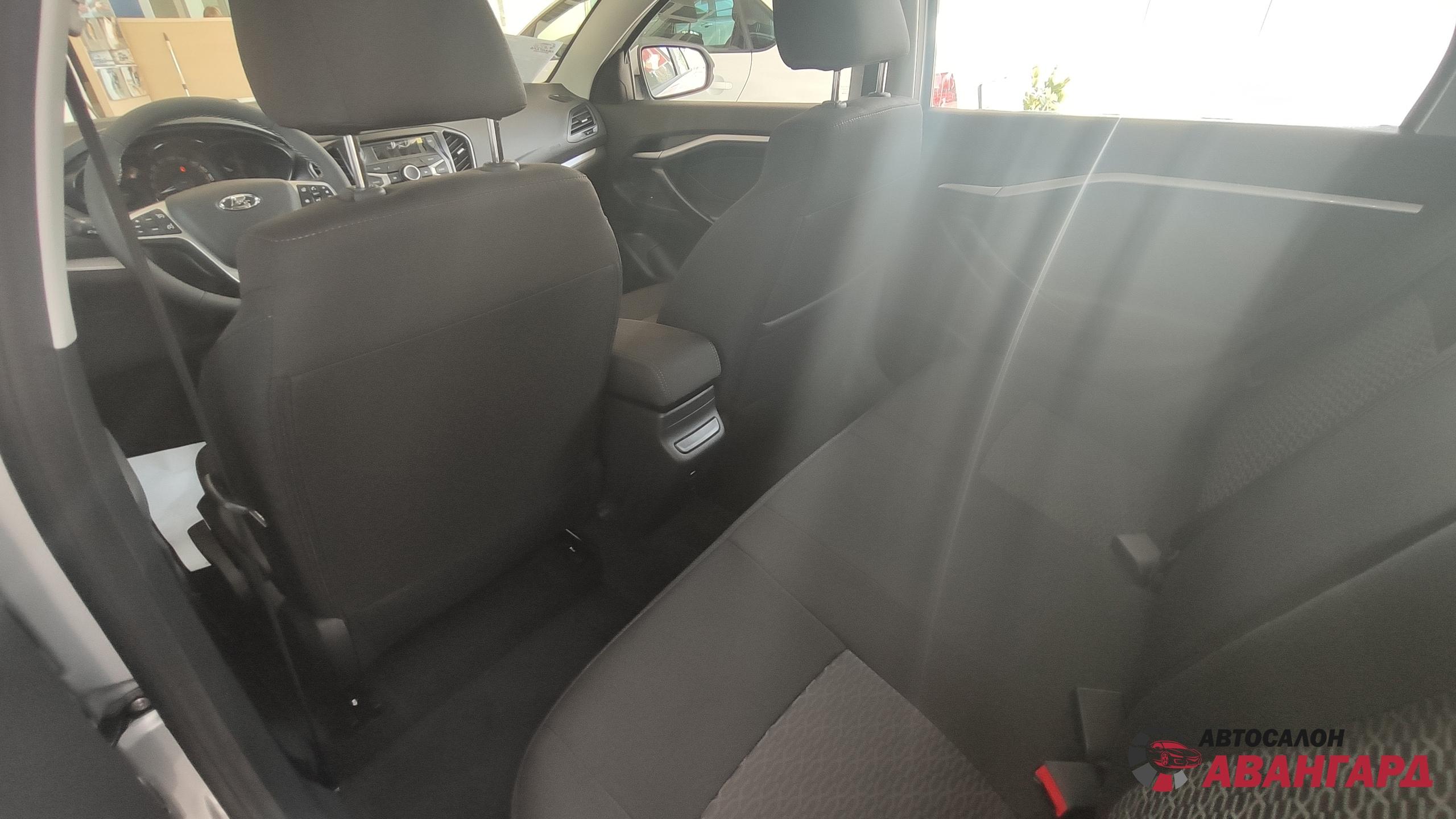 Lada Vesta SW (Лада Веста СВ) Универсал 1.6 л 16-кл. (106 л.с.), 5МТ / Comfort / Winter 2020
