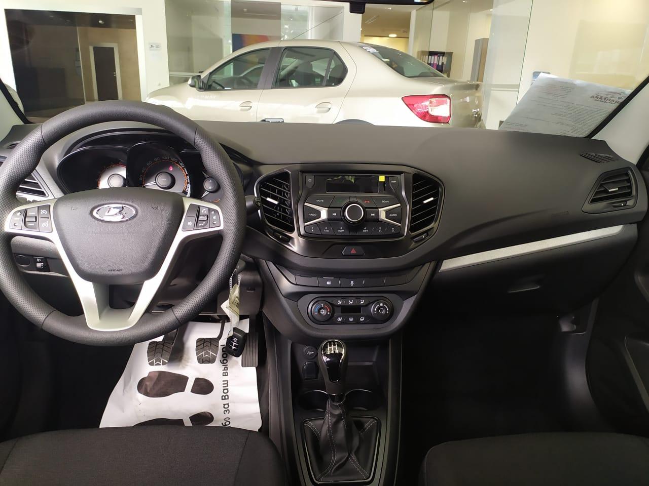 Lada Vesta SW (Лада Веста СВ) 1.6 л., 16-кл., (106 л.с.) Универсал Comfort 2020