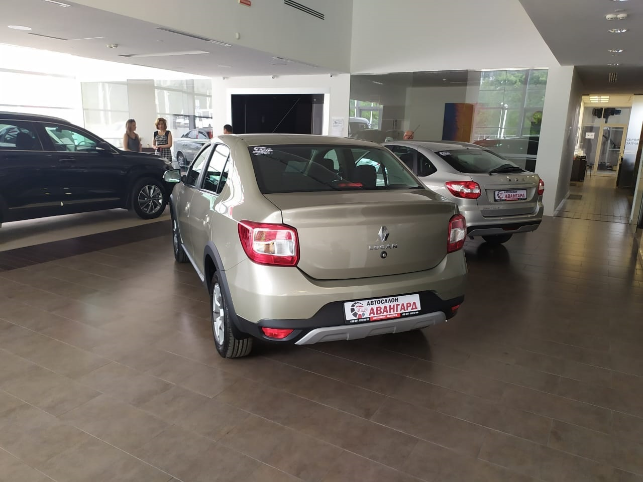 Renault LOGAN Stepway (Рено Логан Степвей) 1.6 л., 16-кл., (113 л.с.) 2020
