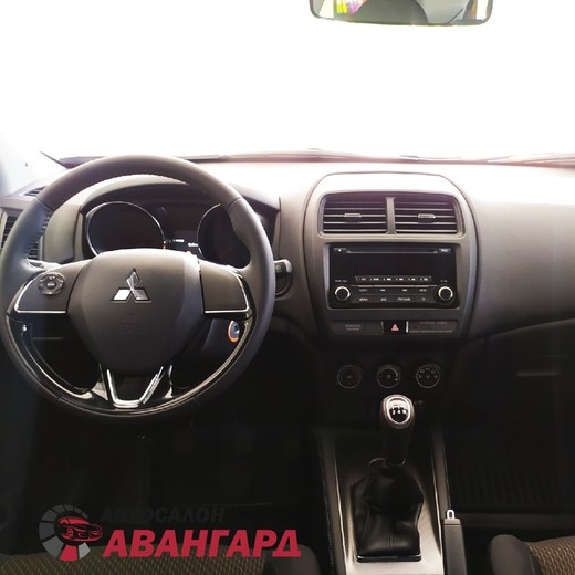 Mitsubishi ASX 1.6 (117 л.с.) 5МТ