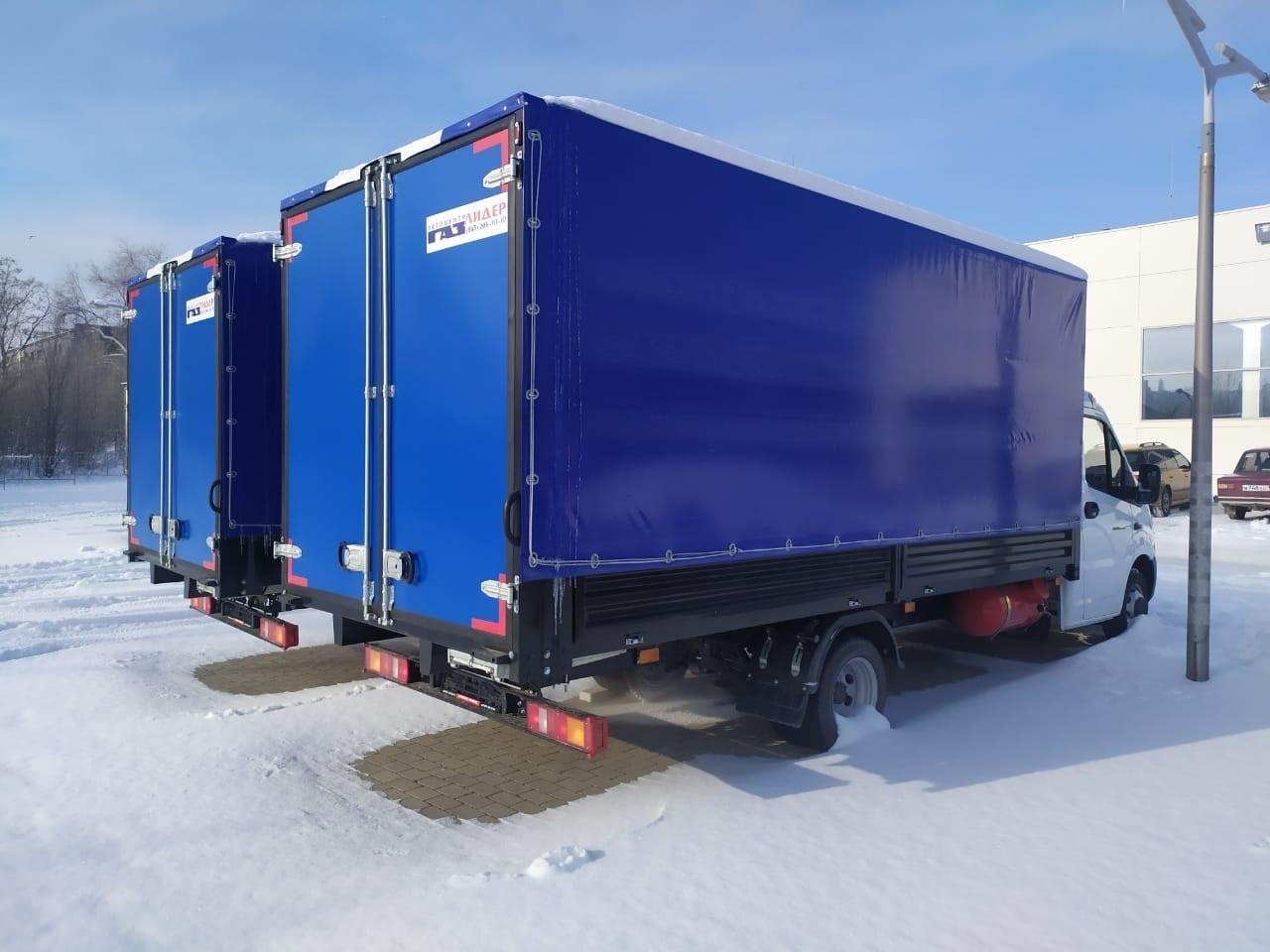 Газель Некст 3009Z7 (Евроборт) 2.7 (150 л.с.) 5МТ бензин, Белый.