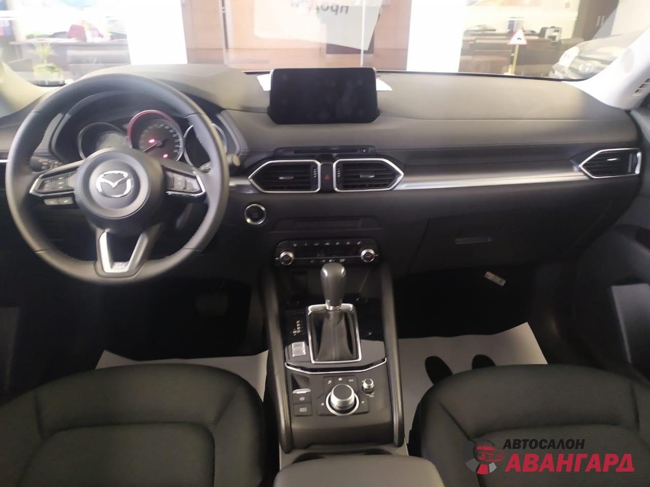 НОВЫЙ Mazda CX-5 2.0 SKY 150 л.с. 6AT 2WD Active Sonic Silver (серебро)