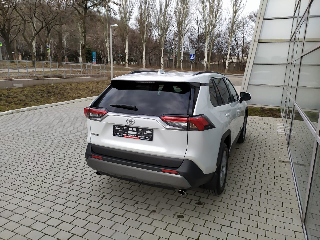 Toyota RAV4, 2.0  (149 л.с.), CVT, 2 WD, 2021
