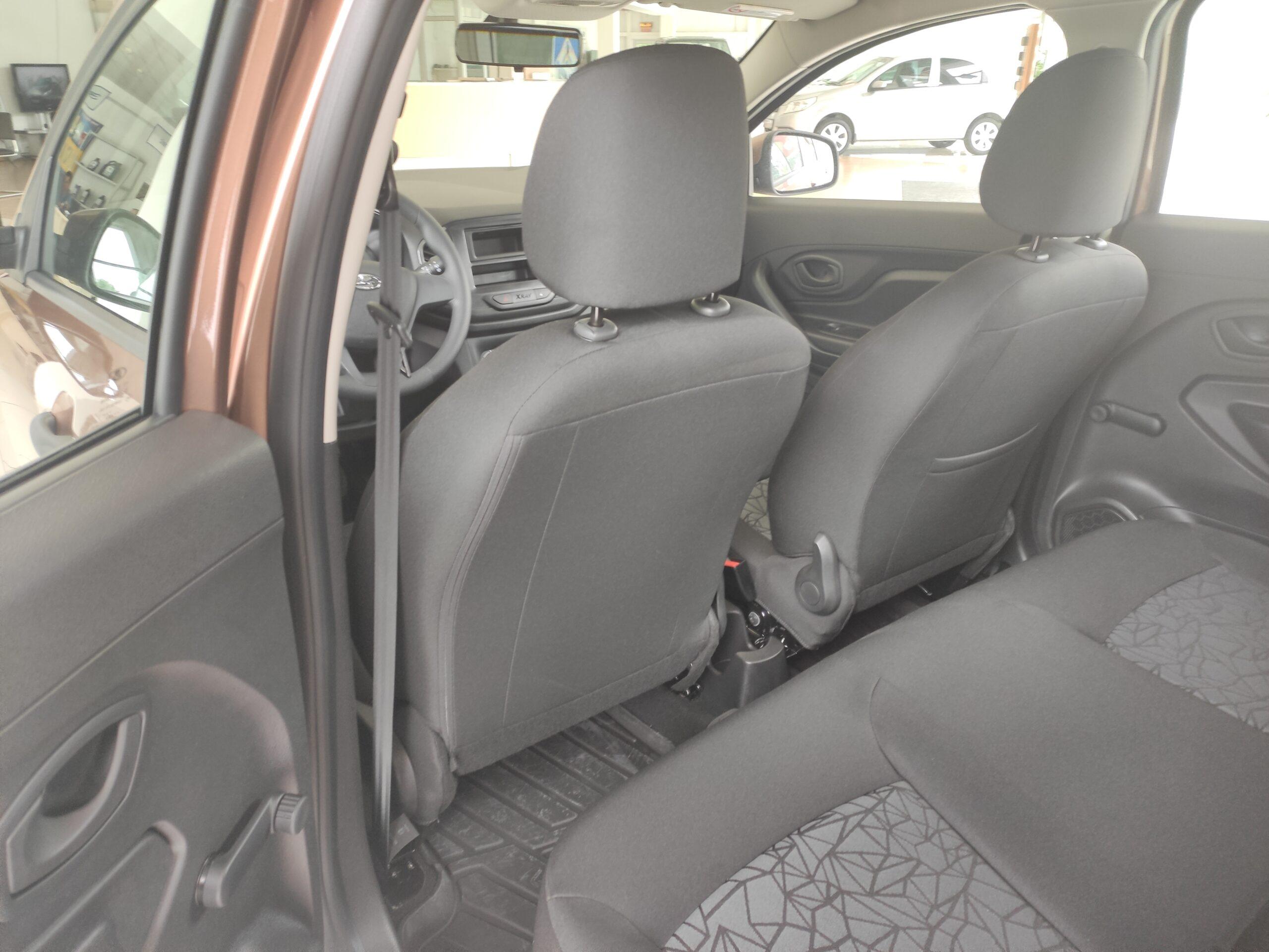 LADA XRAY 1.6 л 16-кл. (106 л.с.), 5МТ / Classic / Air conditioner, Светло-коричневый «Пума» 2021