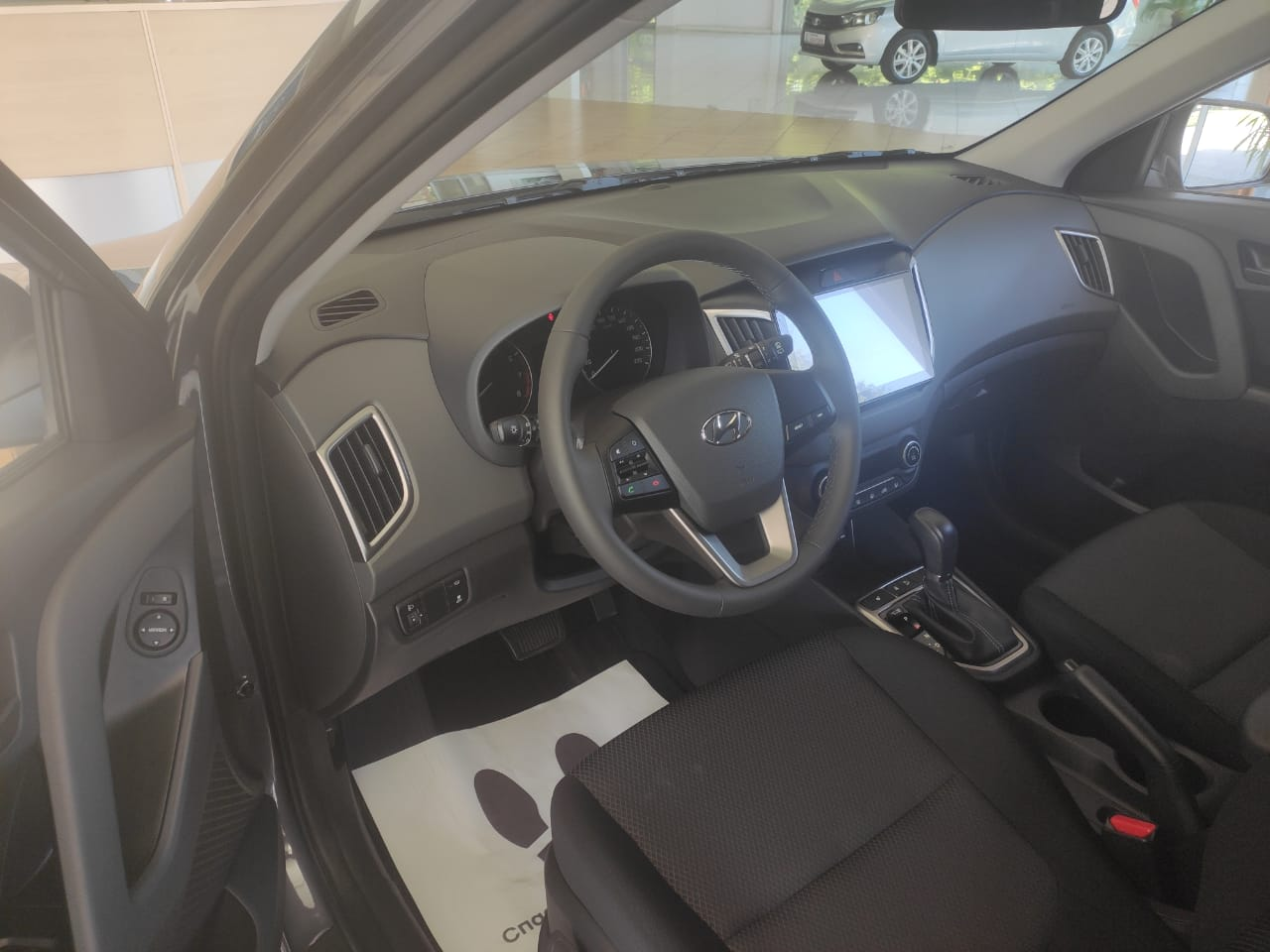 HYUNDAI CRETA 2.0л 6AT 2WD Comfort + пакет Winter, Серый, 2021