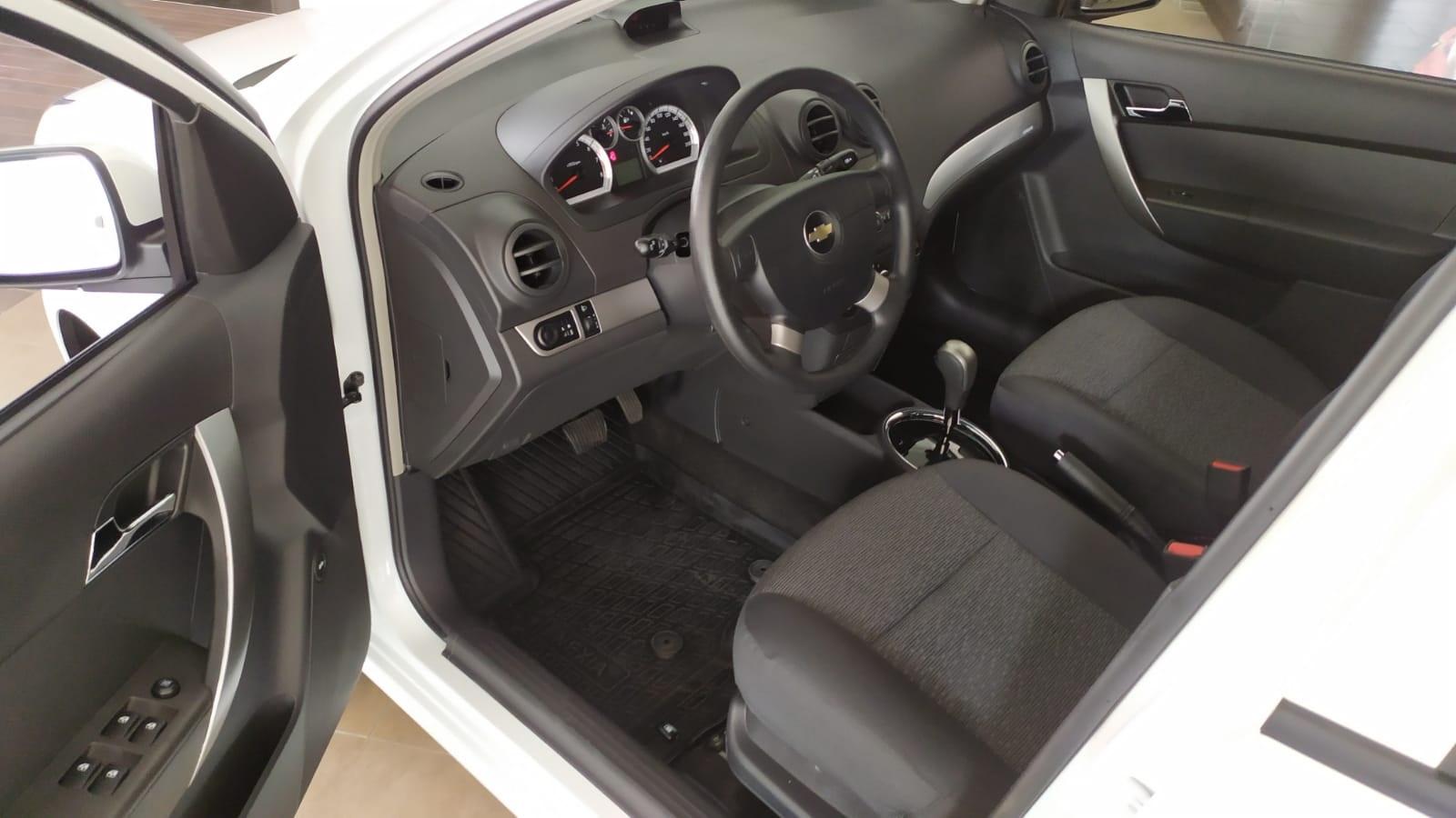 Chevrolet Nexia 1.5 16 кл. (105 л.с.) 6АТ, комплектации LT, Белый. 2021
