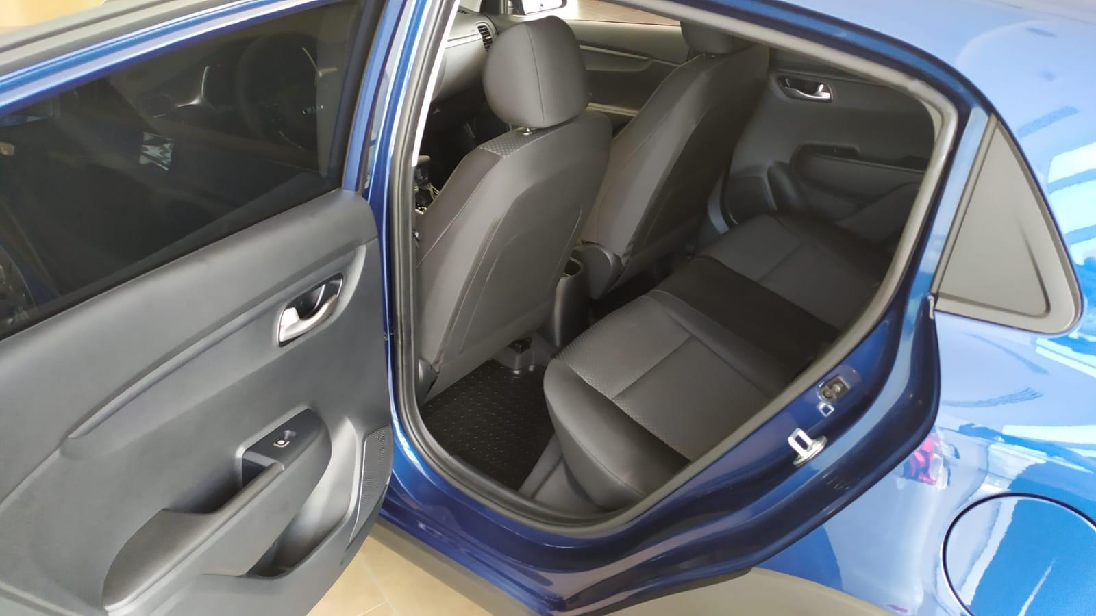 Kia Rio X Хэтчбек 1.6 л., 16-кл., (123л.с.) 6AT. Luxe. Синий «Marina Blue» 2021